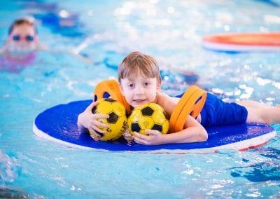 pre school swimming