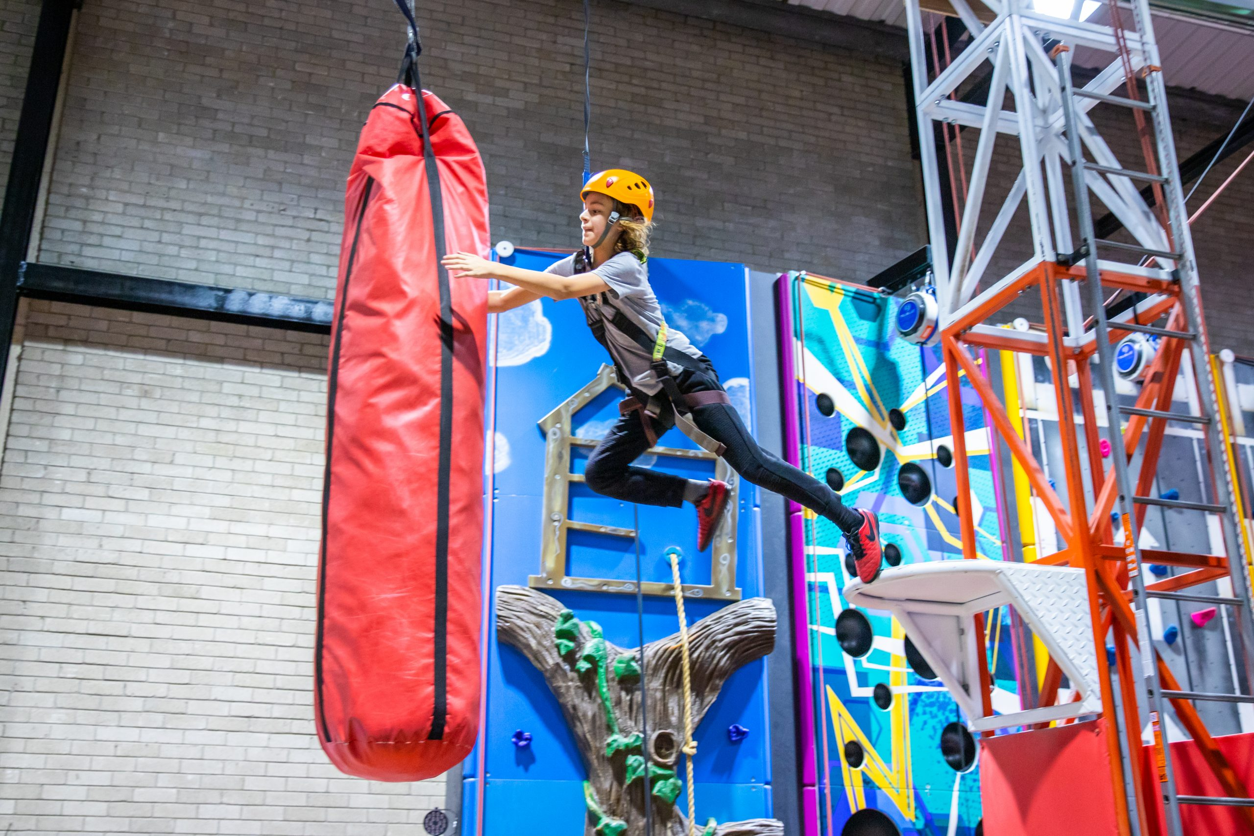 leap of faith at rossendale