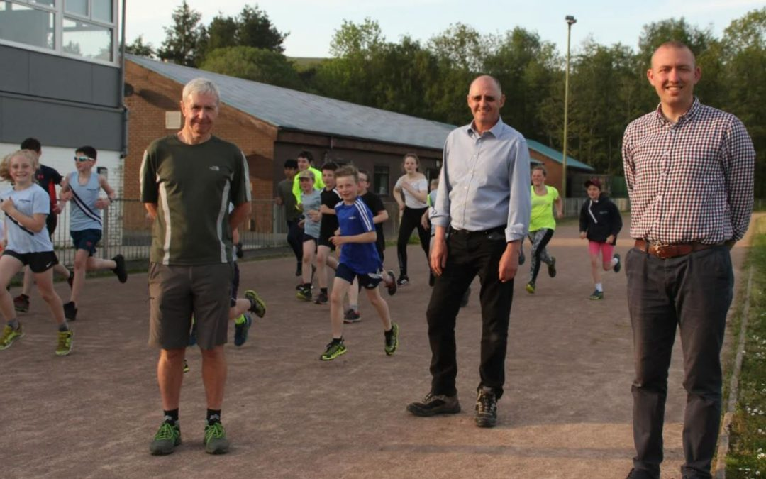 Community's £225,000 race to get Rossendale cinder athletics track updated