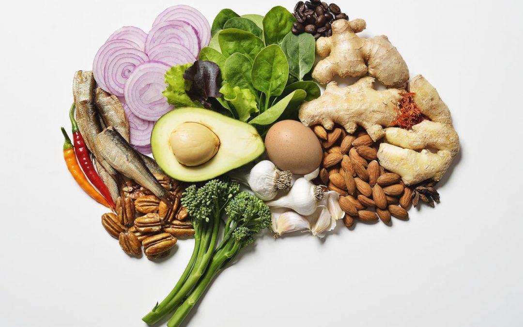 Foods good for brain health!